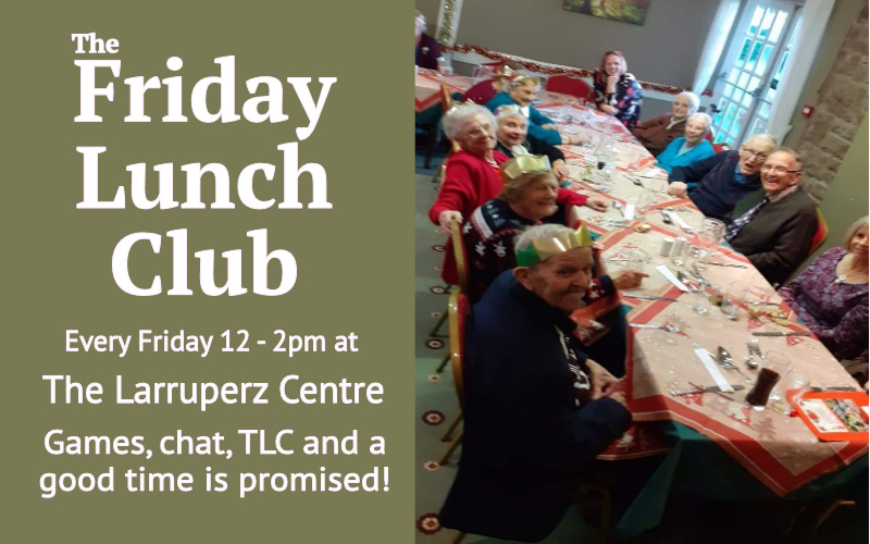 The Friday Lunch Club