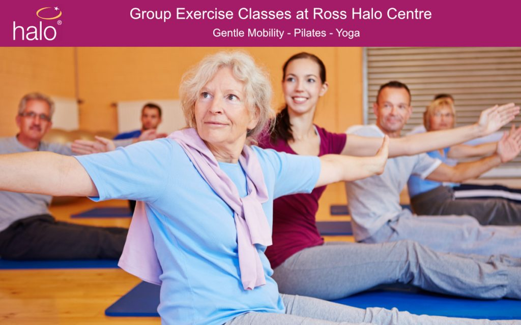 Halo Group Exercise Classes